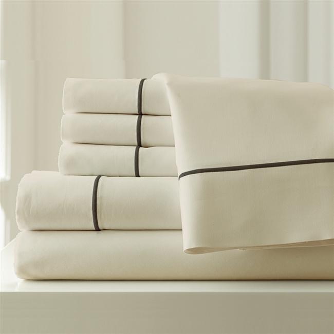 Sheet Set Cotton Polyester Blend Larger Photo